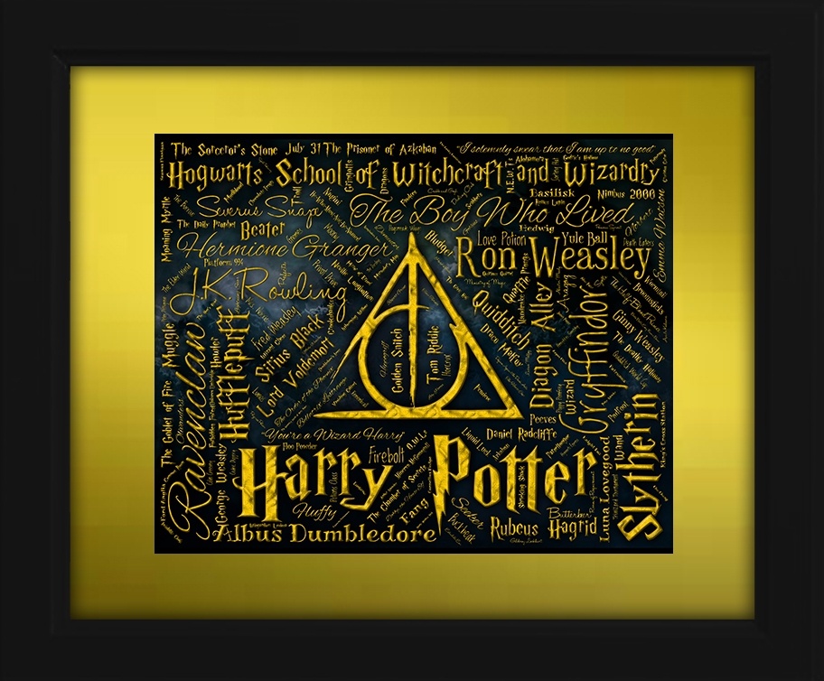 Harry Potter Gift Ideas For Graduation Birthdays College Presents Unique Gifts Art