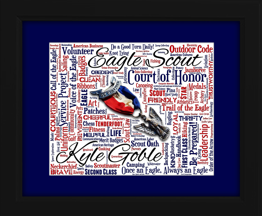 Eagle Scout Gift ideas for Court of Honor birthday presents unique ...
